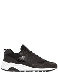 New Balance 580 Reenginered Faux Leather Sneakers