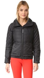 Adidas By Stella Mccartney Winter Sports Jacket Black