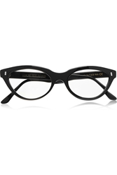 Cutler And Gross Cat Eye Acetate Optical Glasses