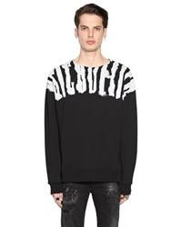 Marcelo Burlon Chachani Printed Cotton Sweatshirt