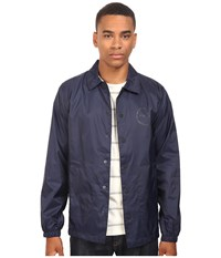 Tavik Crew Jacket Indigo Men's Coat Blue