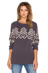 Eternal Sunshine Creations Colorado Loose Sweater Dress Gray