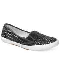 Roxy Malibu Slip On Sneakers Women's Shoes Black