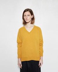 Zucca Lambswool Pullover Mustard
