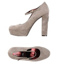 Roccobarocco Pumps Grey