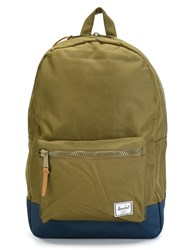 Supply Co. 'Pop Quiz' Backpack Green