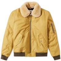 Our Legacy Flight Jacket Yellow