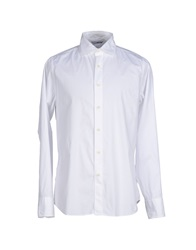Italia Independent Shirts White