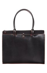 Lodis 'Audrey Collection Jessica' Leather Tote Black