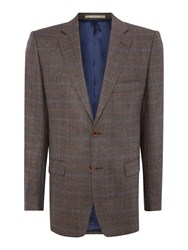 Magee Tweed Jacket Blue