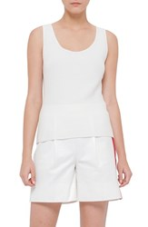Women's Akris Punto Knit Cotton Tank