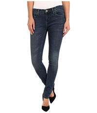 Blank Nyc Skinny Classique In Rub A Dub Dub Rub A Dub Dub Women's Casual Pants Blue
