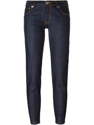 A.P.C. Tapered Jeans Blue