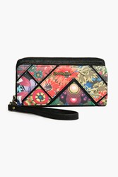 Desigual Two Levels Indiana Purse Black