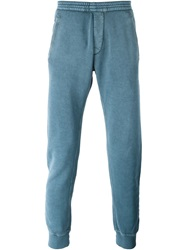 Dsquared2 Tapered Track Pants Blue