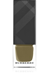 Burberry Nail Polish Khaki Green No.204