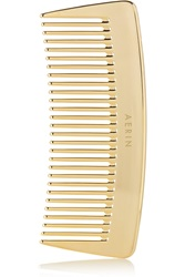 Aerin Travel Gold Tone Comb
