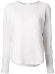 Cityshop Thermal Jumper White