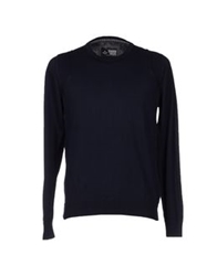 Dekker Sweaters Dark Blue