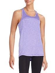 Reebok Infusion Tank Top Purple