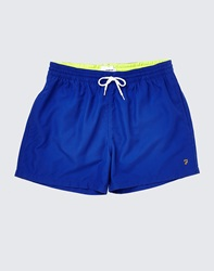 Farah Vintage Swim Shorts In Blue
