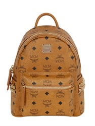 Mcm Mini Stark Faux Leather Backpack