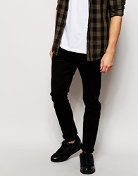 Voi Jeans Tapered Fit Jean Black Wash