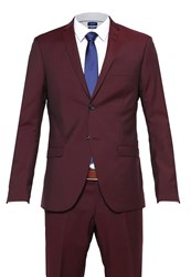Tiger Of Sweden Jil Suit Bordeaux