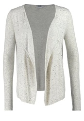 Saint Tropez Hot Fix Cardigan Granit Melange Grey
