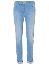 Betty Barclay Perfect Body 5 Pocket Jeans Light Blue Denim