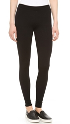 Vince Scrunch Ankle Leggings Black