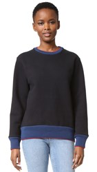 Acne Studios Carly Heavy Sweater Black