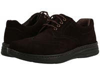 Drew Shoe Delaware Brown Suede Men's Lace Up Casual Shoes