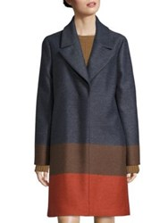 Boss Primal Allure Colorblock Coat Multi
