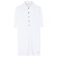 Tomas Maier Cotton Polo Shirt White