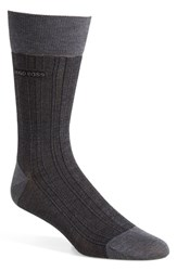 Men's Boss 'Paul' Cotton Blend Crew Socks