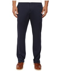 Perry Ellis Slim Fit Heathered Soft Pants Navy Men's Dress Pants