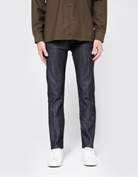 Naked And Famous Super Skinny Guy Stretch Selvedge Indigo