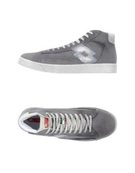 Lotto High Tops And Trainers Grey