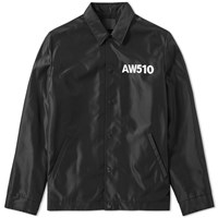 Alexander Wang Oakland Coach Jacket Black