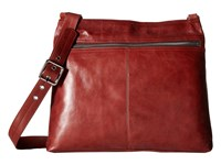 Hobo Lorna Mahogany Cross Body Handbags