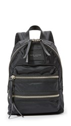 Marc Jacobs Mini Nylon Biker Backpack Black