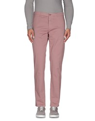 Hellpax Trousers Casual Trousers Men Pastel Pink