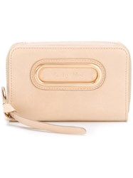 See By Chloe Small 'Paige' Wallet Nude And Neutrals