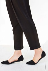 Urban Outfitters D'orsay Flat Black