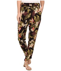 Billabong Turn It Loose Pant Off Black Women's Casual Pants