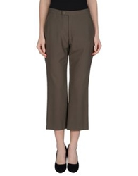 Bruuns Bazaar Casual Pants Military Green