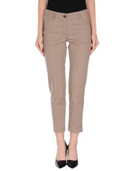 Gunex Casual Pants Khaki