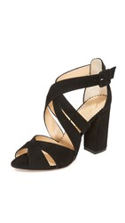 Charlotte Olympia Apollo Sandals Black