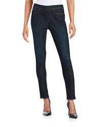 Vince Camuto Denim Leggings Dark Rinse